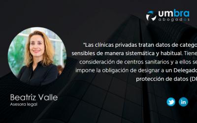 Claves para que las clínicas privadas cumplan con la Protección de Datos